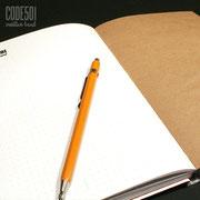 16 страниц из крафт бумаги