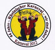 Orden 2012 - 44 Jahre Rheinischer Karneval
