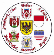 55Jahre Musikzug- Partnerstädte v.Heilbronn