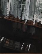 Home, 2018, Acryl auf Panel