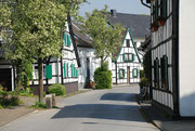 Dorfstraße in Eggerscheidt
