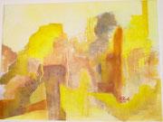 Side, Acryl, 60x45cm, gerahmt