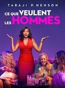 WHAT MEN WANT (CE QUE VEULENT LES HOMMES) de Adam Shankman • Paramount - 2019 - USA • Studio de doublage : Studios de Saint-Ouen • Direction artistique : Catherine Brot