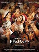 LA SOURCE DES FEMMES de Radu Mihaileanu • Elzevir Films - 2011 - France/Maroc • Co-adaptatrice: Hadia Lagsini • Studio de doublage : Mot pour mot • Direction artistique : Radu Mihaileanu