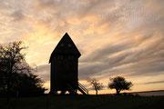 Windmühle am Grimmnitzsee