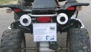 Yamaha YFM 660 R