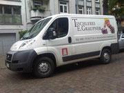 Einsatzwagen Tischlerei-Graupner