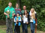 Die Sieger und ihr Jugendwart