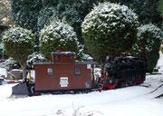 auch bei Schnee