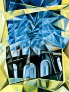 Fenster, 100 x 70 cm