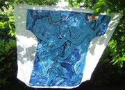butterfly 2, Acryl auf Vlies, 160 x 120 cm