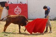 Primitivo López 'El Primi' embarca largo el natural