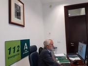 Director General de Emergencias y Protección Civil de la Junta de Andalucía, Agustín Muñoz.