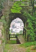 Kleiner Blick auf Bergamo