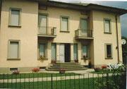 Unsere Unterkunft in Bergamo