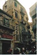 Palermo's Märkte