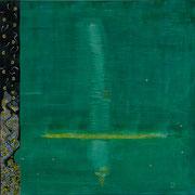 Absinthe et Effet Primaire  70 cm x 70 cm