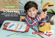 Casting: Mattmüller Casting / Client: Claas Cropp für Kinder/Ferrero