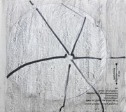 o.T. 2006 Graphit, Tusche, Marker 17,5 x 19,5 cm