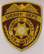 Sheriff Dept. - County of Sierra - New Mexico