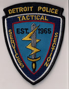Detroit Police - Tactical Services Section