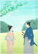 山桜・2012