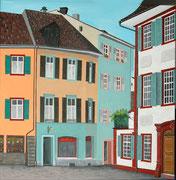 Brodlaube, 80x80
