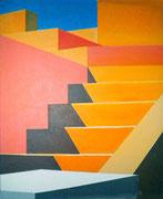 Stufen, 50x60