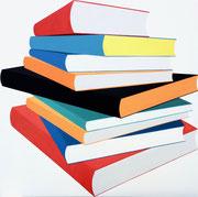 Das schwarze Buch, 80x80 (Privatbesitz)
