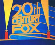 Das 20.Jahrhundert im Scheinwerferlicht, 73x60