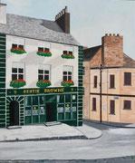 Pub in Atlone (Irland), 1995