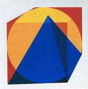 Drei-Formen-Elemente, 38x38