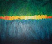Ohne Titel, 2012, Acryl auf Leinwand 120 x 140