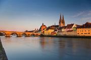 Regensburg, Altstadt