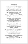 100a) Weihnachtskarte (Gedicht im Innenteil - 182 x 117 cm) 1,80 €