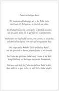 103a) Weihnachtskarte (Gedicht im Innenteil - 182 x 117 cm) 1,80 €