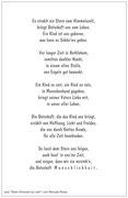 102a) Weihnachtskarte (Gedicht im Innenteil - 182 x 117 cm) 1,80 €