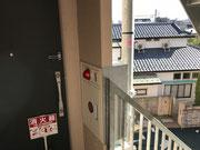 東京都北区某マンション消火栓用表示灯100式交換工事