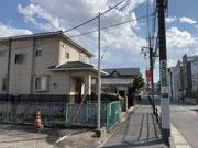 埼玉県さいたま市南区某駐車場 カラーポール設置工事