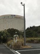 千葉県成田市某バス会社様屋外照明灯設置工事