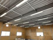 千葉県野田市関宿倉庫内LED照明設置工事