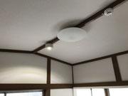 台東区東浅草某民泊非常用照明設置工事