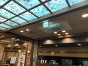 埼玉県草加市某施設誘導灯設置工事