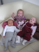 Nils, Ronja und Helena