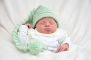 Elisa,zwei Tage alt