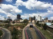 Johannesburg Skyline