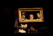 """ La maison de Bernarda Alba "", 2003, cie Angledange / A. Novicov"