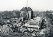 Katholische Liborischule und Neubau, Paderbornerstr. 109 -  Fotografie ca. 1960