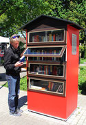 """Der """"Körner Bücherschrank"""" 2013"""