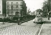 Körner Hellweg von Osten/Am Bertoldshof -  Fotografie 1958